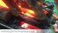 恩图3D雾化壁炉假火壁炉水雾壁炉2017新款