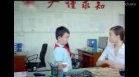 美女老师作期末汇报,小明和同学们都笑趴了