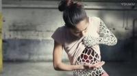 第53期:美女镂空舞蹈创意(微信广告小视频使用