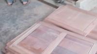整木家装定制衣柜制作