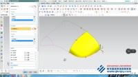 20.UG基础课第十二节从产品的角度构建网格曲面二10.0