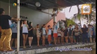菲律宾宿务英语游学学校CPILS的学员组织的娱乐活动 【拓美游学】