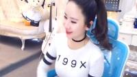 20170307女神级美女主播小虾米翻唱凤凰传奇《奇迹