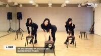 韩国美女工作室舞蹈教学:热舞是怎么炼成的
