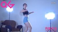 【青瓜少女-小菲】Wiggle Wiggle美女视频 爵士舞广场舞女神福利写真大长腿AKB48少女时代