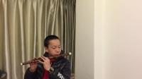 竹笛独奏巜塔塔尔舞曲》俞果