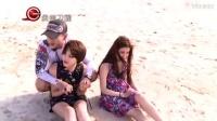 男生要在两个女生中选择喜欢的一位,当他在背后抱住她的那一刻
