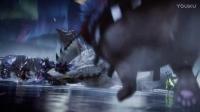 《怪物猎人XX》游戏开场动画