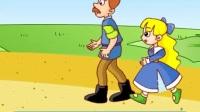 《水孩子》儿童识字故事全集精选动画片童话大全_高清