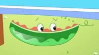 《果皮的哭诉》儿童识字故事全集精选童话动画片大全_标清