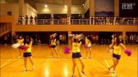 陕西科技大学设计与艺术学院篮球宝贝