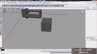 maya游戏建模-战锤系列武器模型制作流程1
