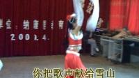 刘静琪舞蹈《卓玛》