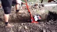 小型旋耕机,威力和外形不成正比!