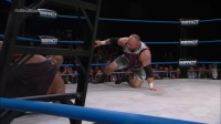 (TNA impact ) Hardy Boyz vs Team 3D vs The Wolves双打冠军赛