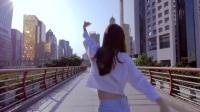 华时政的视频__跟美女跳舞