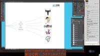 logo设计教程 LOGO制作 标志设计 开心老头 PS教程