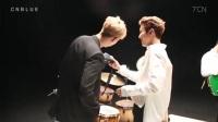 【郑容和JYH吧】[首次公开] cnblue-你我之间  behind