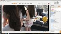 【热血影视】斗鱼TV韩国美女主播赵世熙比基尼泳