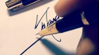 怎么写自己的艺术签名-德名轩艺术签名设计教你zyyjqm