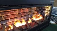 1米6仿真燃木壁炉 伏羲3D电壁炉取暖器 出口西班牙伏羲壁炉 超大观火面电壁炉 宽幅火焰别墅豪宅壁炉
