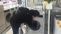 博伦博格10公斤原装进口洗衣机,大容量小机身。