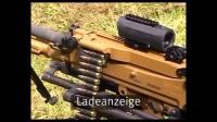 战时更换机枪枪管需要几分钟,一秒钟更换枪管你信不信