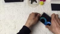 启航科技 三星s8 edge评测曲面3D全屏钢化膜剪