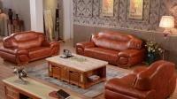特价牛皮沙发组合客厅厚皮沙发123欧式真皮沙发大户皮艺沙发家具