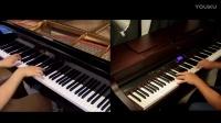 Jiyuu no Tsubasa - Shingeki no Kyojin OP2 [piano D
