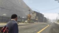 GTA5:不要对着警察狂按喇叭,后果很严重