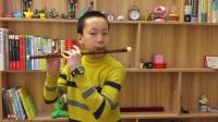 竹笛独奏《望乡》俞果