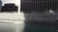 拉斯维加斯 音乐喷泉