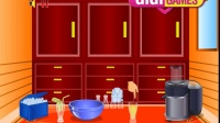 制作菠萝芒果汁,亲子小游戏,快乐游戏吧.flv