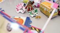 亲子玩具——纸品小车