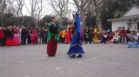 峭峰视频 库尔勒美女在上海闸北公园跳舞VID_20170318_145452