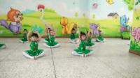 哆来咪幼儿园小朋友表演的《舞蹈小组合》