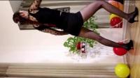 《红人会馆》yy主播社会摇丝袜系列性感美女热舞写真  (8)