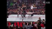 WWE女子摔跤AJ李VS贝斯VS薇琪[WWE美国职...