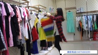 【哥弟&阿玛施】夏装视频 品牌折扣女装批发-广州莎奴服饰