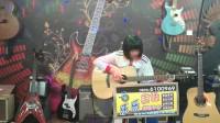 《打电话》厦门乐乐吉他培训中心彭慕雪学员一级考级歌曲现场演奏评测