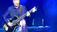 《梨涡浅笑》许冠杰美国大西洋城演唱会片段2017-3-263