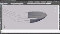 CAD三维建模-cad三维制图教程-CAD勺子教程 三维曲面建模设计制作方法 CAD三维建模