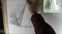 水彩画入门 怎样画油画彩铅素描教程初学_油画人物教程_铅笔山水画技法素七彩的素描动漫