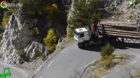 危险的道路vs高超的驾驶技术