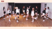 PRISTIN - Wee Woo 练习室版1