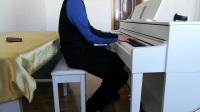 snow halation电子钢琴
