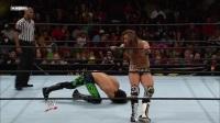 WWE经典赛事集锦 - NXT142期:奥赫诺VS巴雷塔集锦