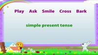 Learn Grade 3 - English Grammar - Tenses(ipad)