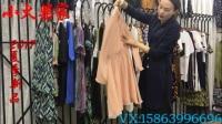 小火柴家2017新款连衣裙大版衫视频走份组合